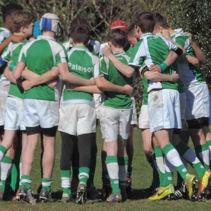 Horsham U14s v Chichester - 16th March 2014