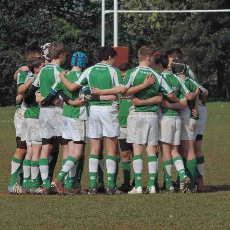Horsham U14s v Brighton - 30th March 2014 (Final)