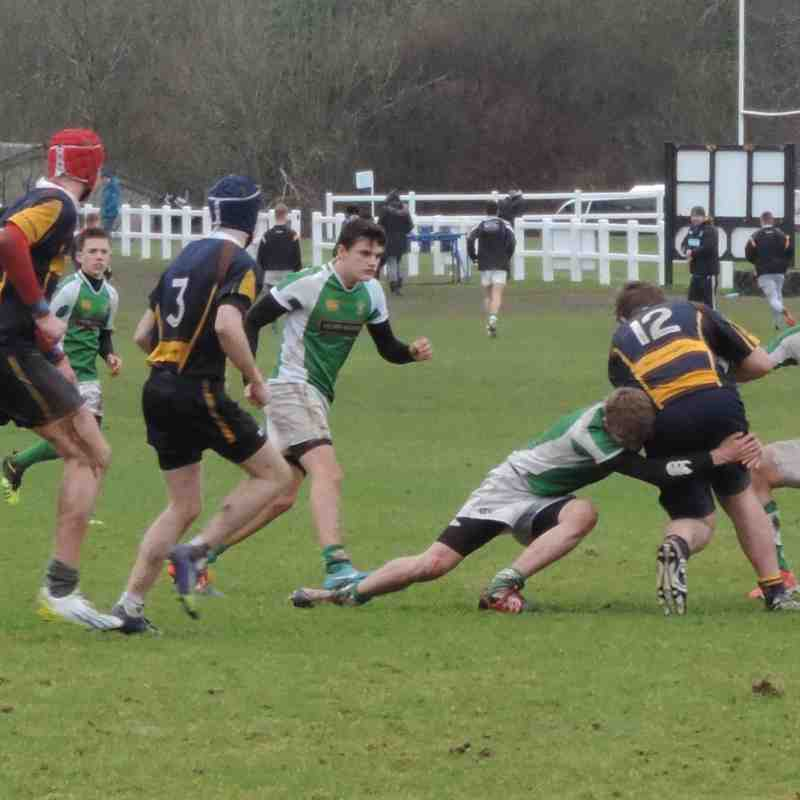 Horsham U15 v Worthing U15 - 18th January 2015
