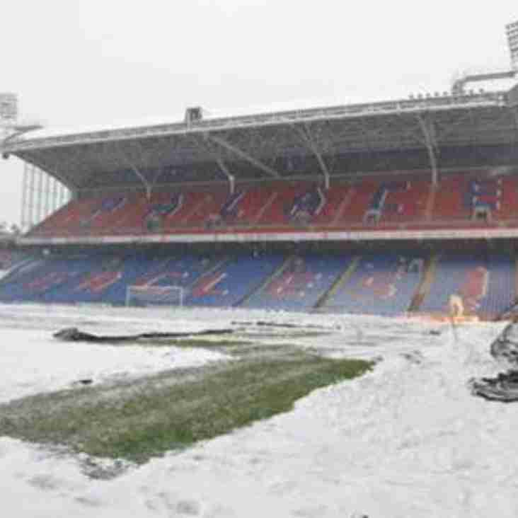Carlisle Park Early Matches Postponed