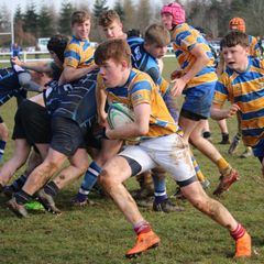 U15s Old Leamingtonians V Rugby St Andrews