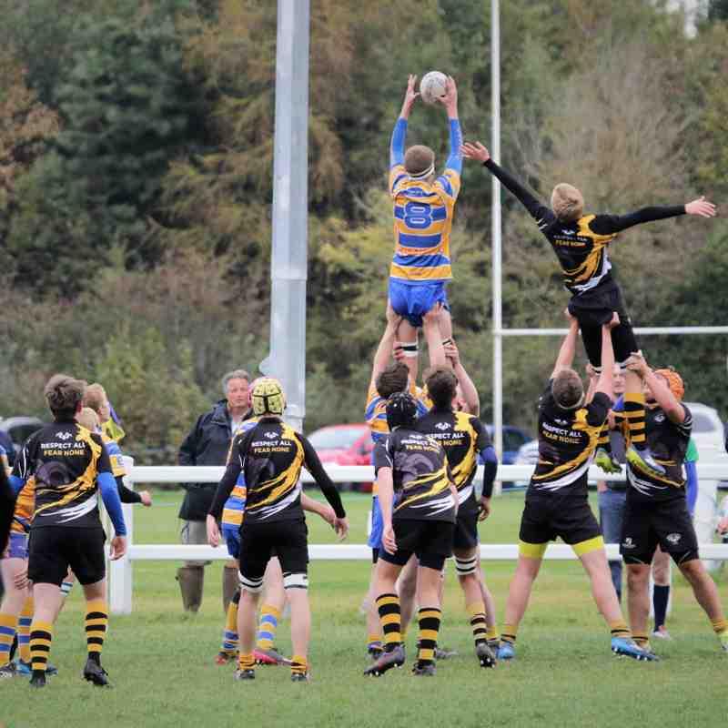 U16s Old Leamingtonians V Shipston