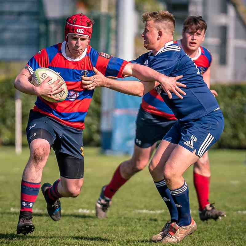 United Services Portsmouth RFC vs Ellingham & Ringwood RFC