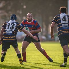 United Services Portsmouth RFC vs Isle of Wight RFC