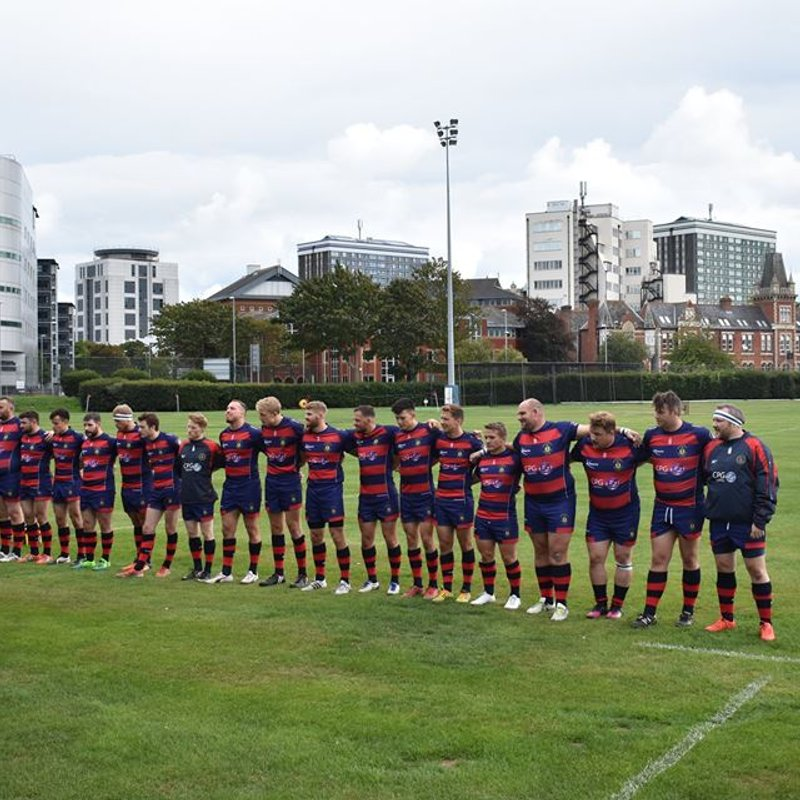1st XV lose to Battersea Ironsides 17 - 6