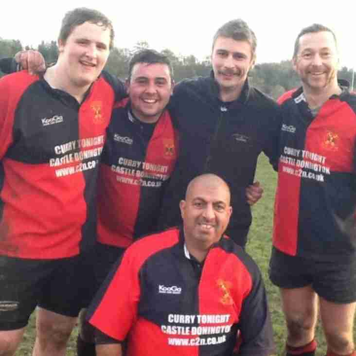 Match Report for 30th Nov 13 CDRUFC vs Notts Casuals 3s