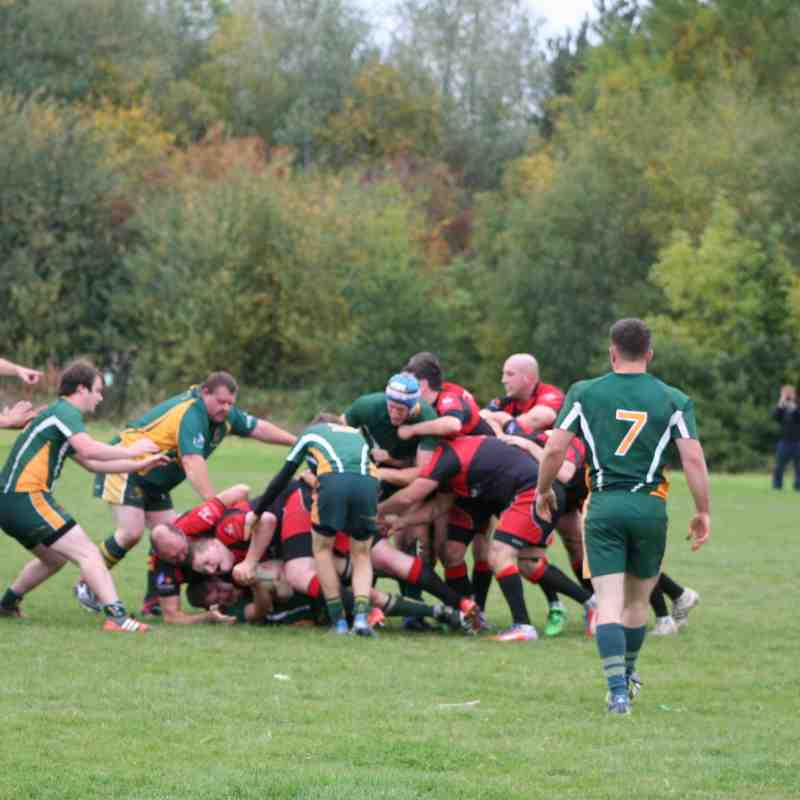 Melbourne 2s vs CDRUFC - Cup Match 3rd October 2015