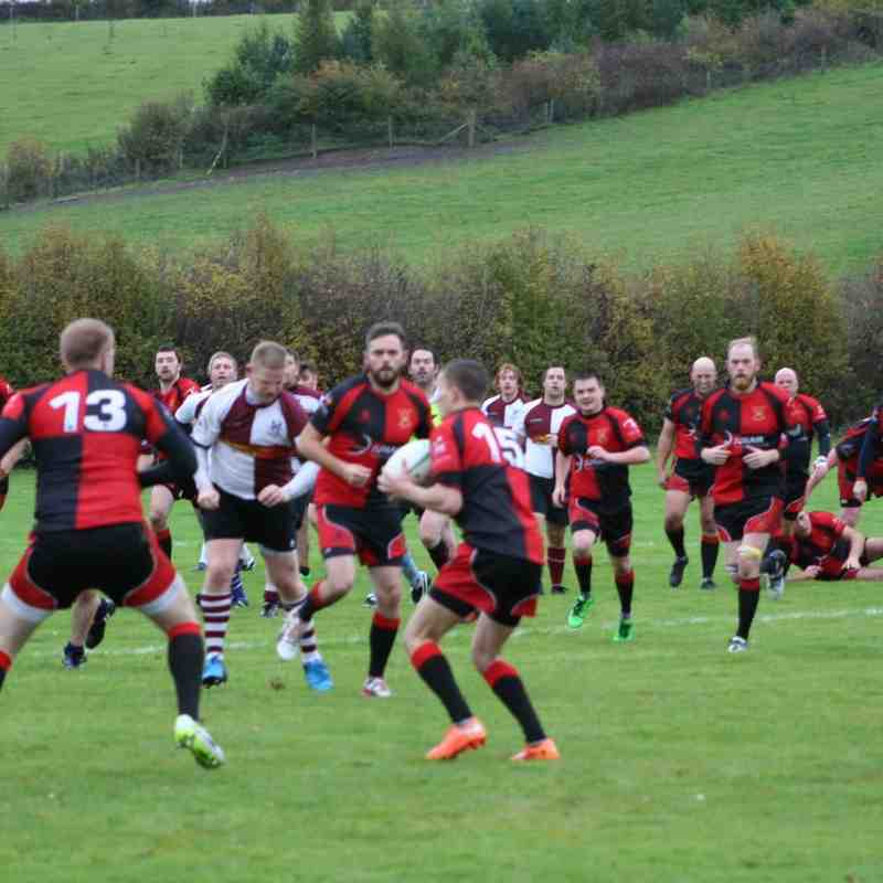 East Leake vs CDRUFC 24/10/2015