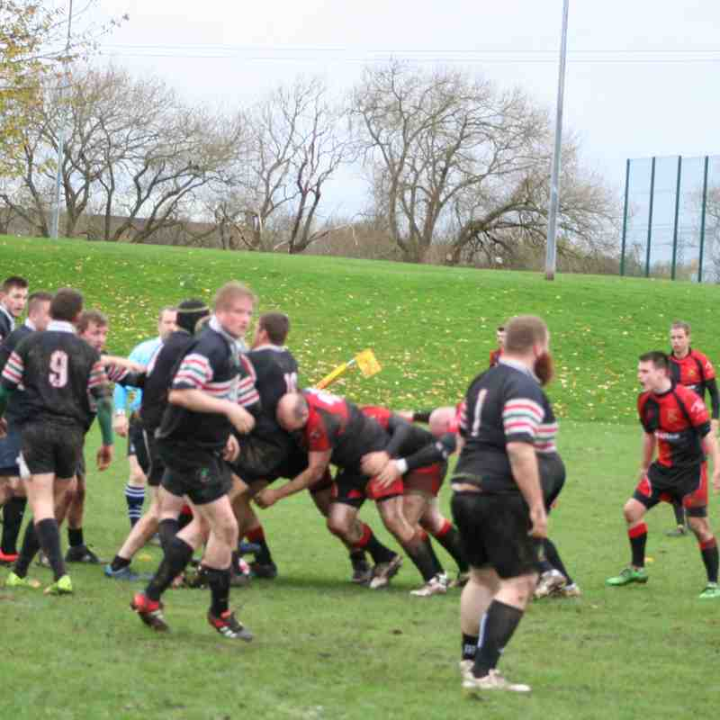 CDRUFC vs North Hykeham 28th November 2015