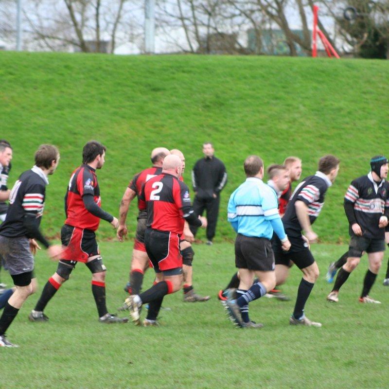 CDRUFC vs North Hykeham 28th November 2015