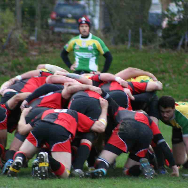 Dronfield vs CDRUFC Sat 5th Dec 2015