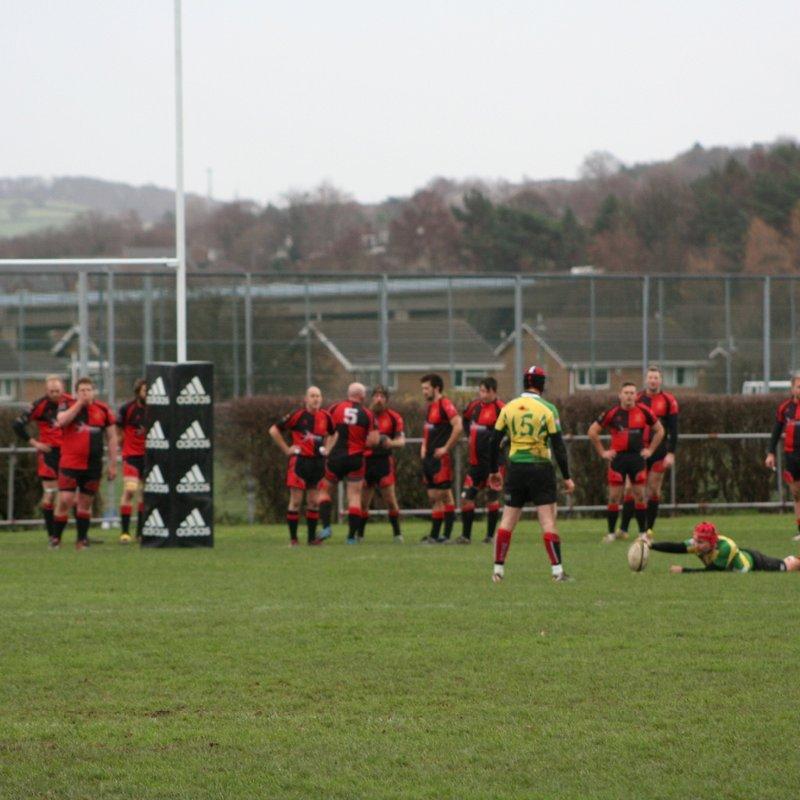 Dronfield vs CDRUFC Sat 5th Dec 2015
