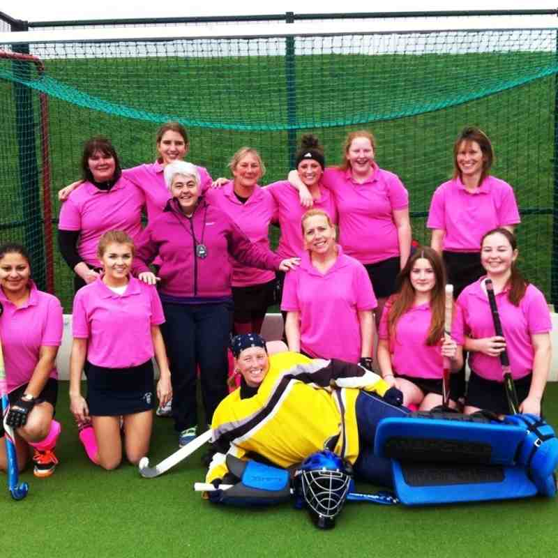 Ladies 1st XI Vs Marlborough 04/04/2015