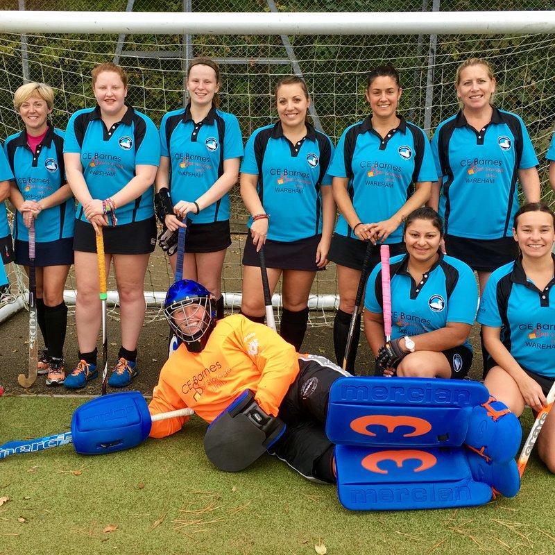 Ladies 1st XI lose to Marlborough 7 - 0