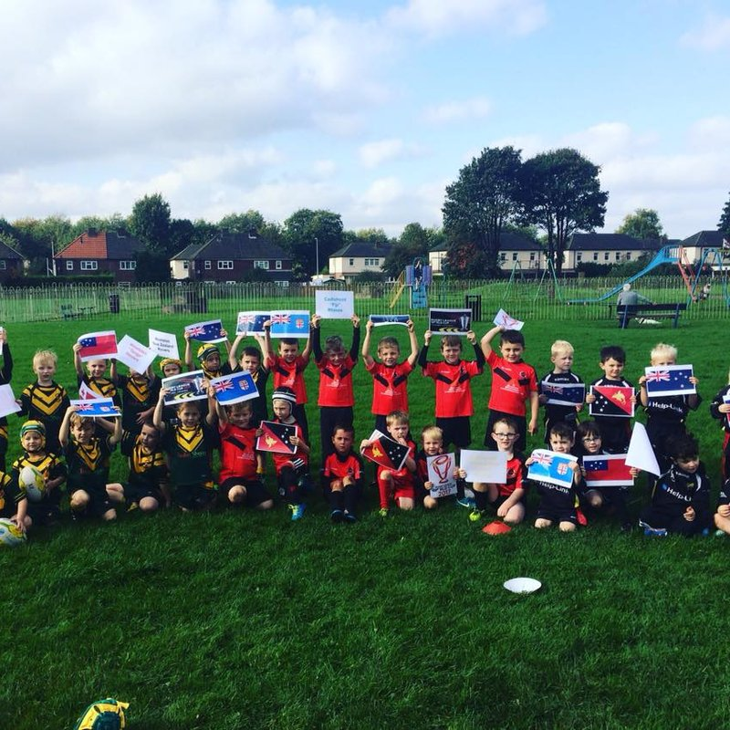 Rhinos, Eagles and Rovers whip up World Cup fever