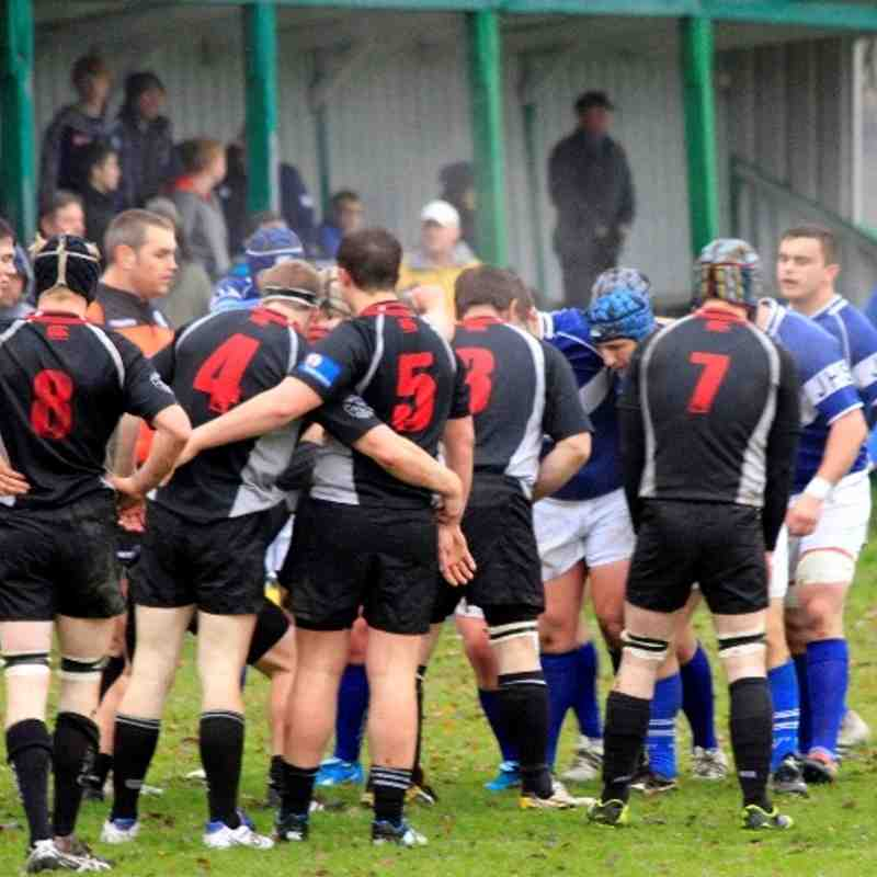 Dunfermline RFC vs Strathmore RFC