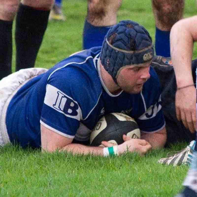 Dunfermline 124 - 0 St. Andrews University