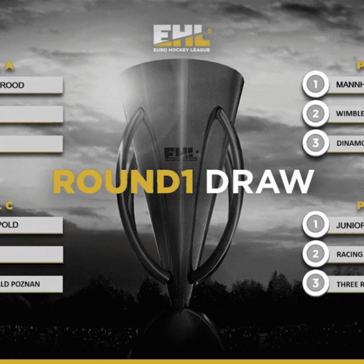 EHL Round 1 Announced