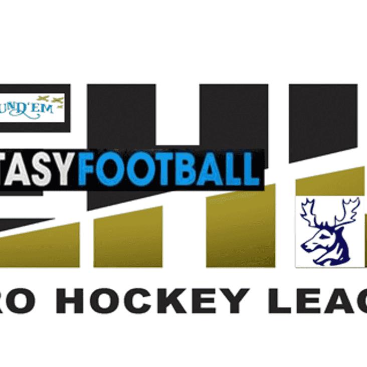 Fantasy Football League Fundraiser