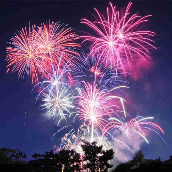 Acorn Fireworks