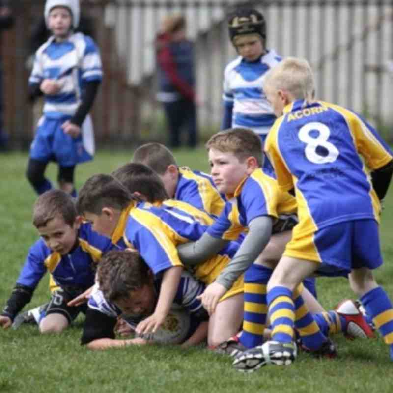 Under 9's vs Batley Boys