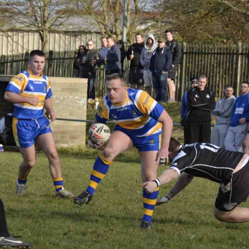 2nd Team vs Oulton 16th March