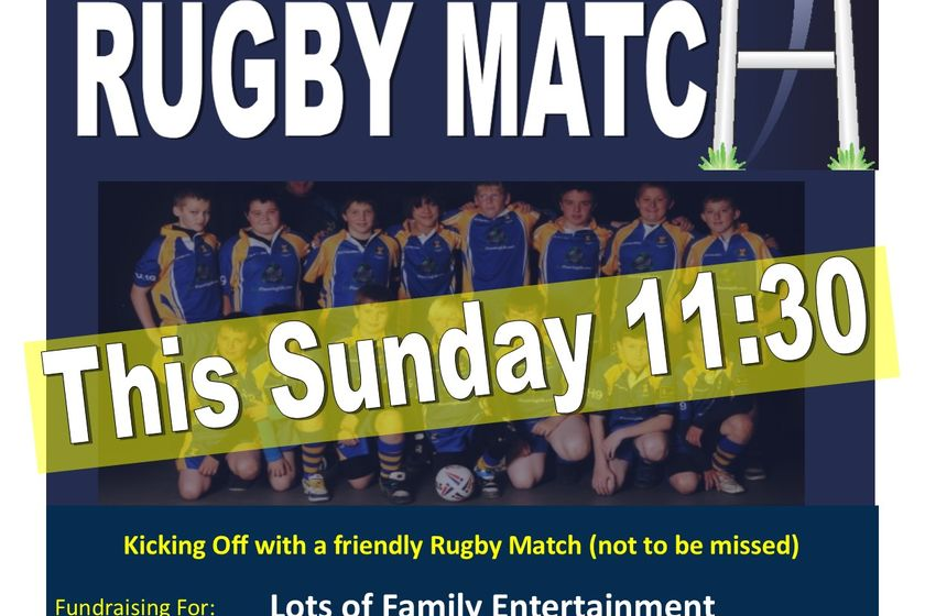 Sean Hamilton Memorial Rugby Match
