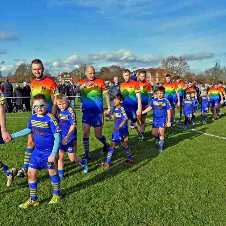 Katie Rough tribute matches at Acorn