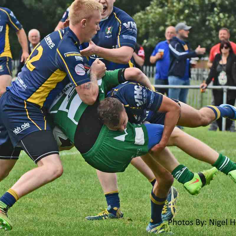 Acorn vs Hull Dockers 22/7/17