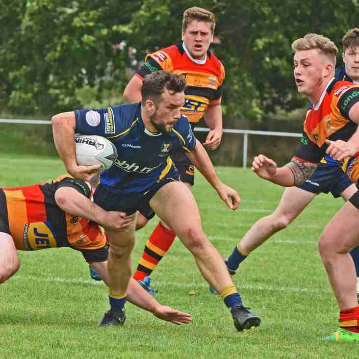 Acorn 24 Hunslet Warriors 16