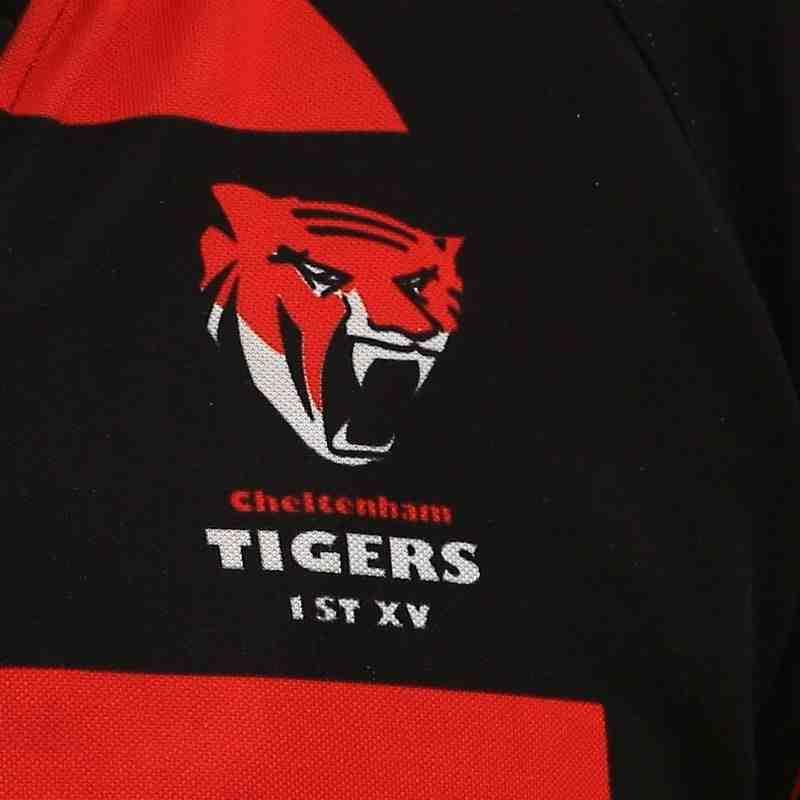 Evesham 1st.XV v Cheltenham Tigers