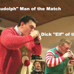 Evesham 1st.XV v Rugby St.Andrews 17-12-16