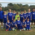 Under 12s lose to HAWKINGE YOUTH COLTS 2 - 1