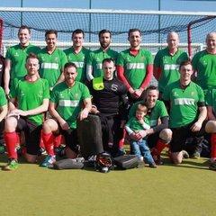 Urmston Men's 1st XI 2014/15