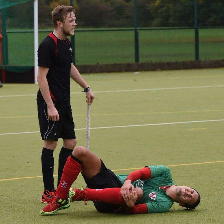 Men&#039;s 2s emphatically win as club unbeaten win ends abruptly<