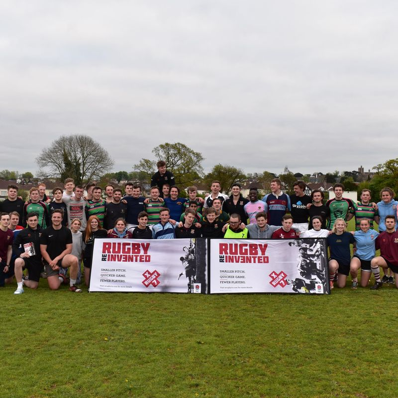 XRugby 7s launch