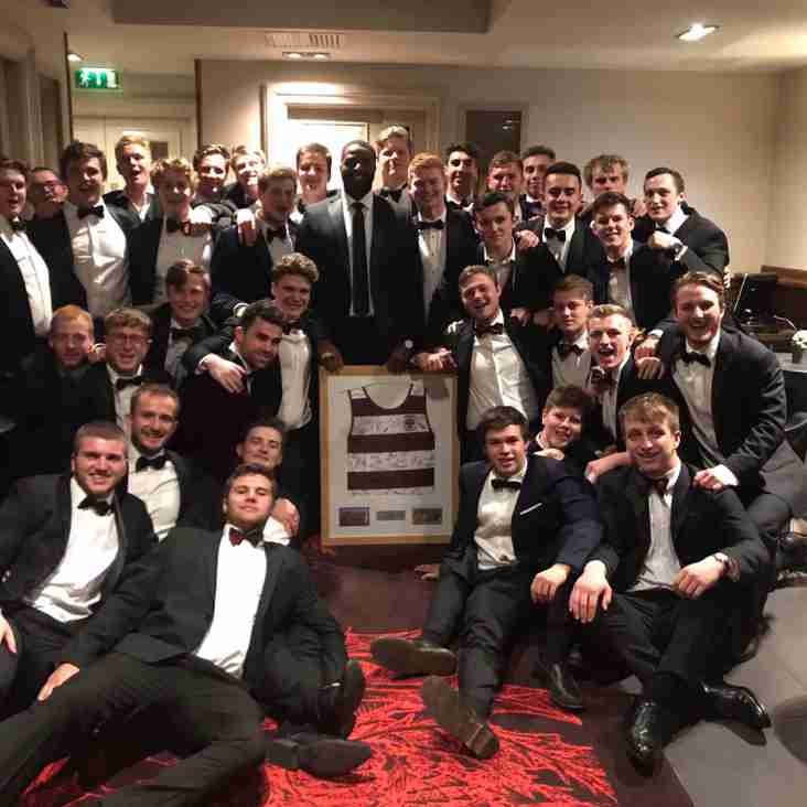 UBRFC End of Season Dinner