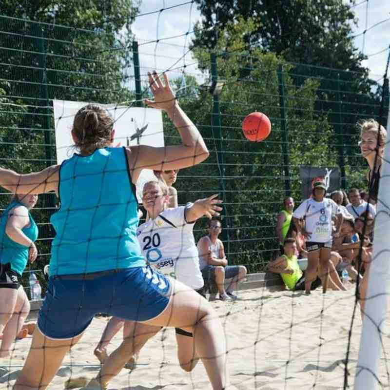 London Beach Handball Cup