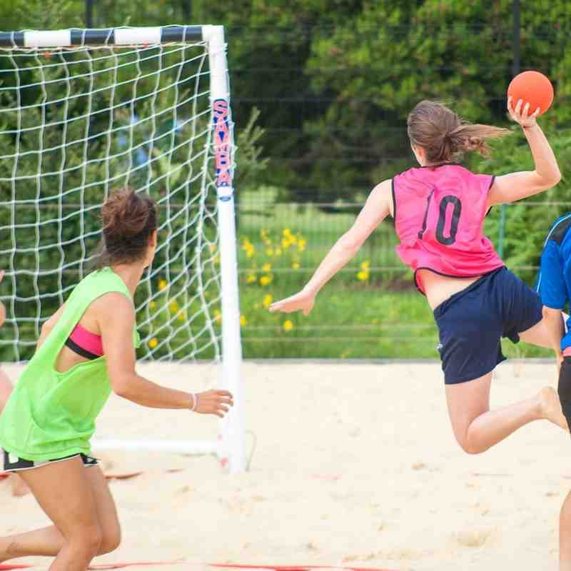 Beach Handball Winners - I luv Beach Handball