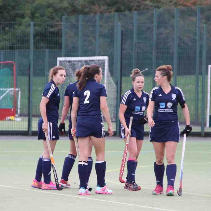 Ladies 1's vs Sutton Coldfield - 20th Sept 2014