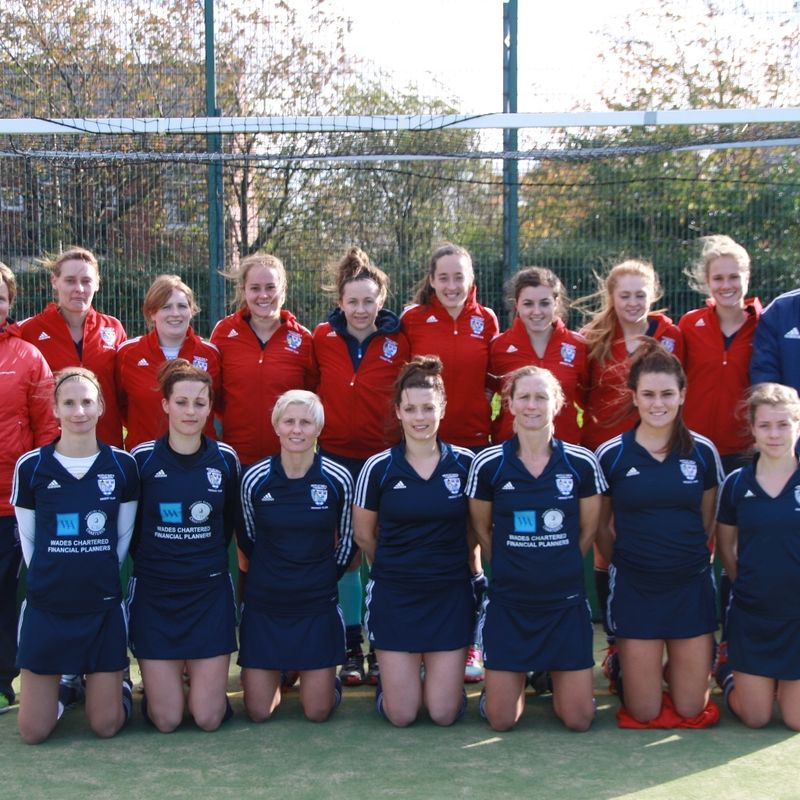 Ladies 1's beat Kendal Ladies' 1s 0 - 7