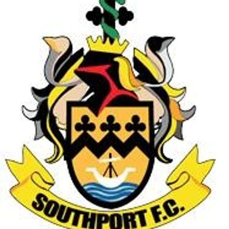 Southport v Marine - Liverpool Senior Cup Tie