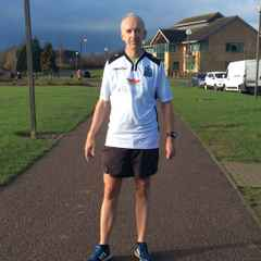 MARINE FAN TO RUN TEN MARATHONS IN A MONTH FOR GROUND APPEAL
