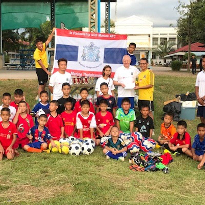 MARINE THATPHANOM FC AUGUST UPDATE