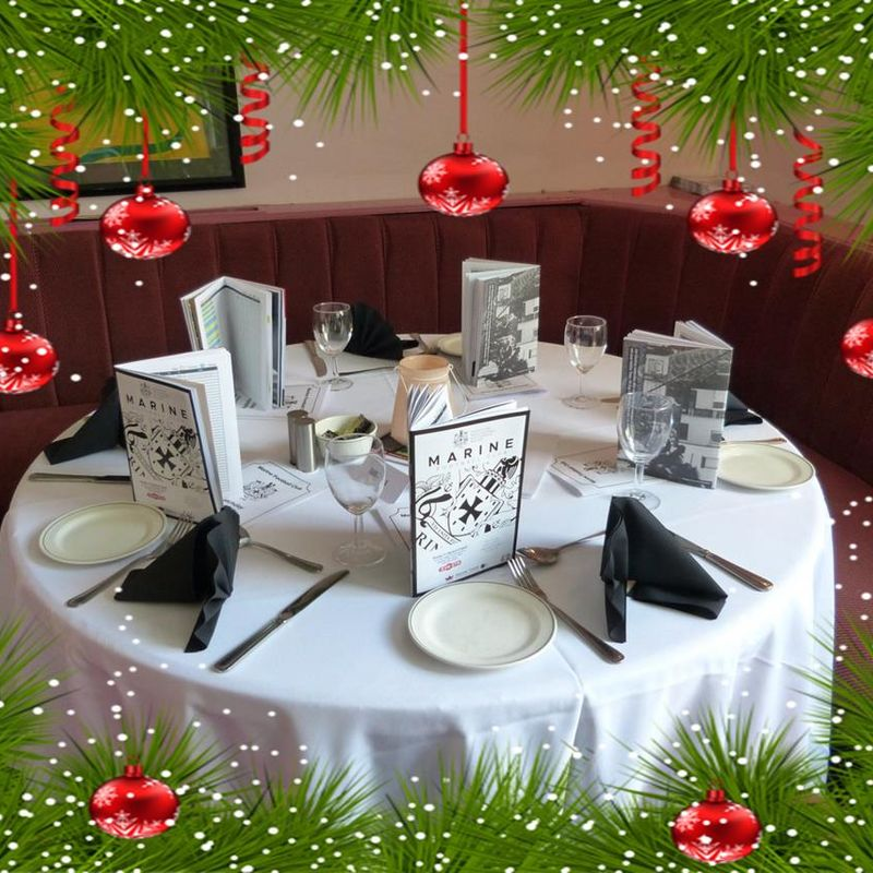 BOOK NOW FOR CHRISTMAS MATCHDAY HOSPITALITY