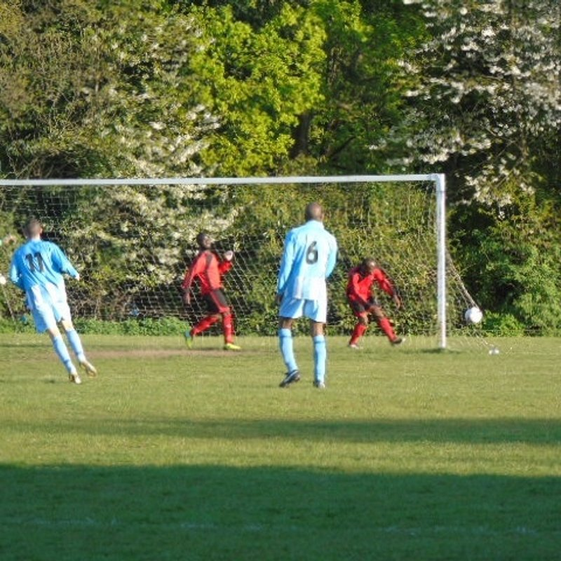Thames Valley Premier League - Marlow United v Unity