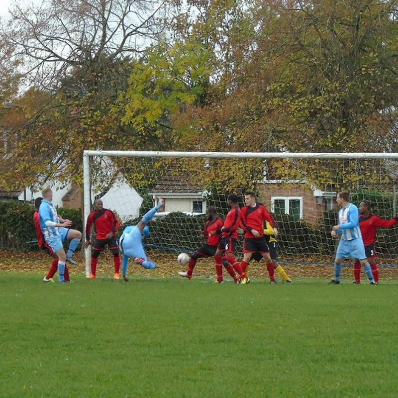 Chairman's View - Marlow United - 1 Unity - 2