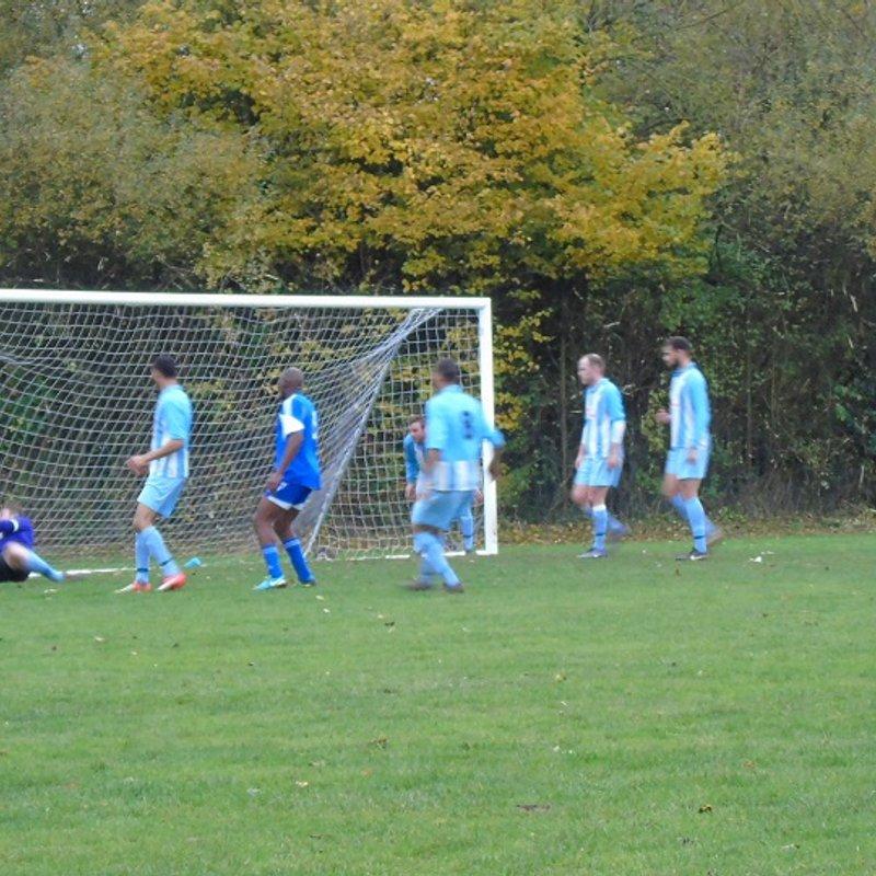 Chairman's View - Highmoor Ibis TVPL 1 Marlow United 3