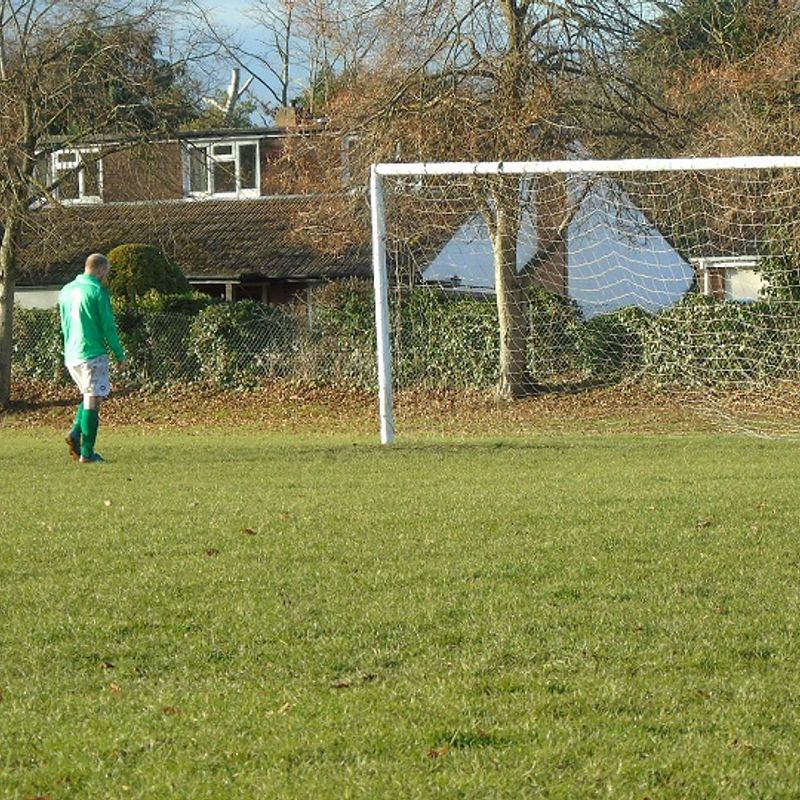 Chairman's View - Marlow United 4 Chalvey Sports - 1