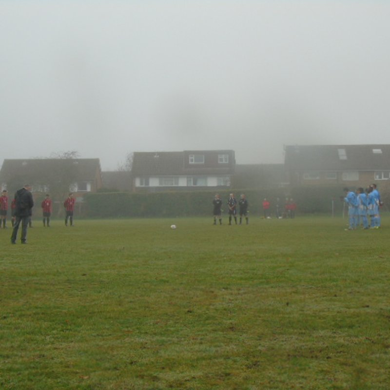 Chairman's View Cookham Dean 2 Marlow United 6